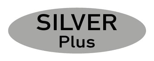 Silver Plus Medallion