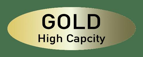 Gold High Capacity Medallion