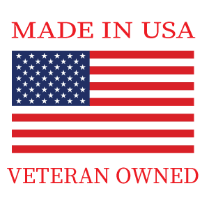 Made in USA Flag Image