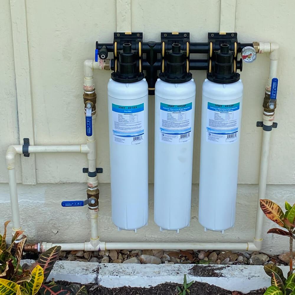 Scott Blackburn Honest Water Installation Tampa Florida