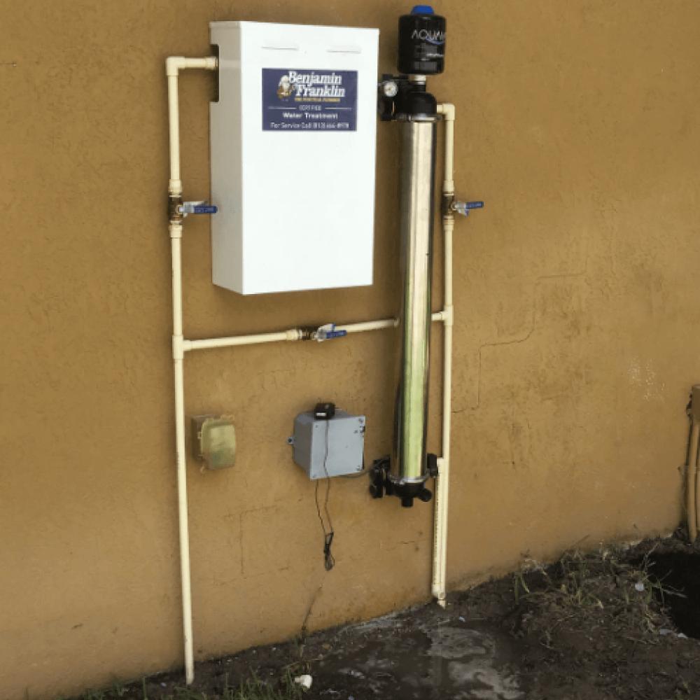 Ultra Filter Installation - Tampa